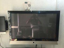 TV écran plat LCD 42 pouces Samsung
