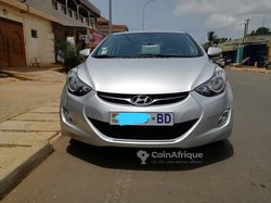 Location Hyundai Elantra 2012