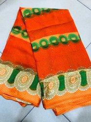 Tissu en coton 3 pagnes