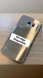 Samsung Galaxy S6 Edge - 32 gigas