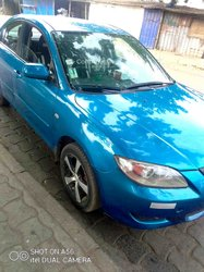 Location - Mazda 3 2005