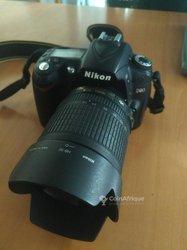 Nikon D90 / D200