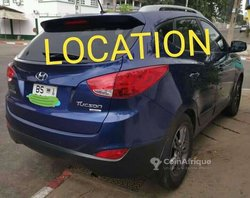 Location véhicule