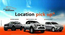 Location pick up