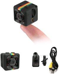 Mini caméra SQ11 enregistreur vidéo audio - détecteur de mouvement