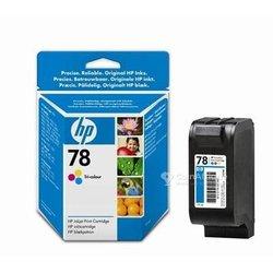 Cartouche d'encre HP couleur