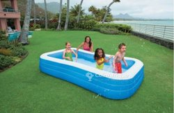 Piscine gonflable familliale
