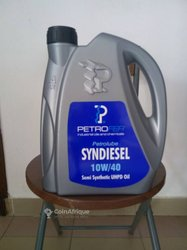 Huile à moteur diesel petrofer