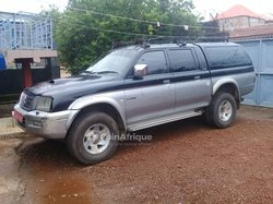 Location Mitsubishi L200