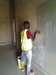 Peintre bâtiment