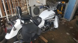 Moto Hyosung Aguila 2015