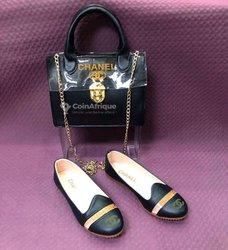 Ensemble sac - chaussures femme