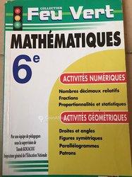 Fascicule  mathématiques