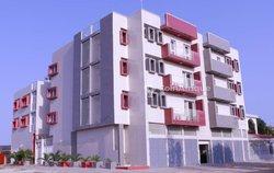 Vente immeuble R+4  - BAguida