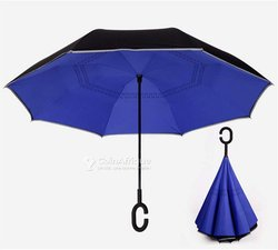 Parapluies inversées