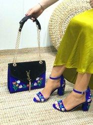 Chaussures femme - sacs à main - costume homme
