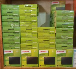 Disque dur externe Toshiba USB