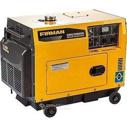 Groupe électrogène diesel 6,5 kva