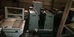 Machine pour imprimerie