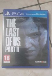 CD PS4 - The Last Of Us II