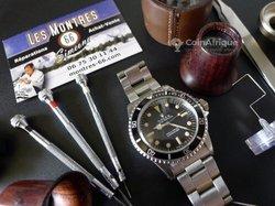 Dépannage  montres de luxe