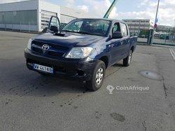 Location Toyota Hilux avec chauffeur
