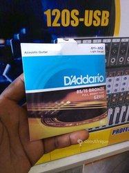 Corde de guitare acoustique Daddario