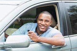 Chauffeur coursier