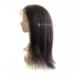 Perruque cheveux naturels