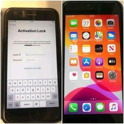 Déblocage icloud iphone
