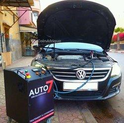 Diagnostic automobile