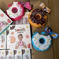 Gourdes donuts