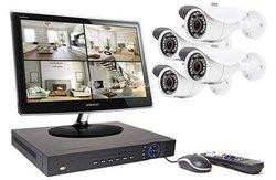Kit caméra vidéo surveillance