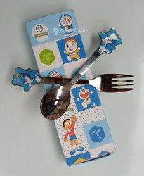 Ensemble cuillères - fourchettes enfant