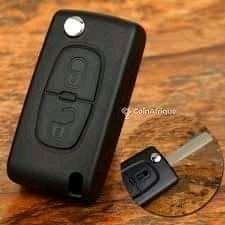 Clé électronique automobile