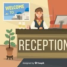 Recrutement - réceptionniste