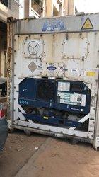 Camion frigorifique Carrier Transicold  /40 pieds