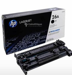 Cartouche HP 26A
