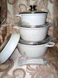 Marmites céramiques