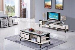 Complet table télévision salon
