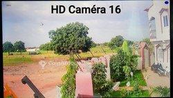 Caméra de surveillance hd pro