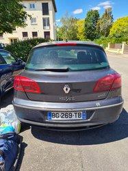 Renault Vel Satis 2011