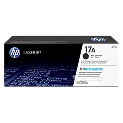 HP 17a laserjet cartouche de toner noir - cf217a