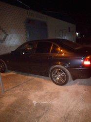BMW E46 2012