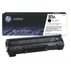 Cartouches HP 85a toner laserjet noir