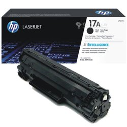 Cartouche HP 17A Toner Laserjet