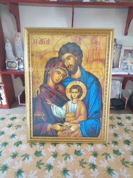 Tableau Sainte famille