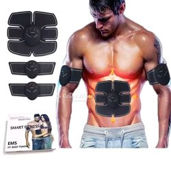 Kit appareil de musculation vibrant smart fitness