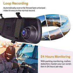 Rétroviseur - caméra de recul