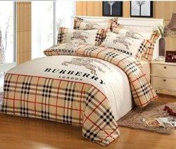 Draps de lit en coton